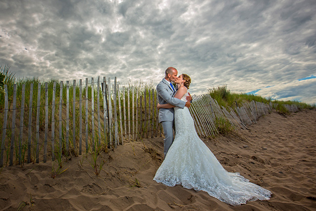 Cobalt Blue And Yellow Wedding In Moncton New Brunswick New Brunswick Weddings