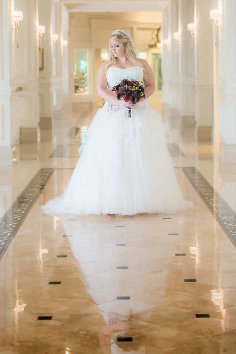 Haunted Mansion Inspired Wedding At The Grand Floridian