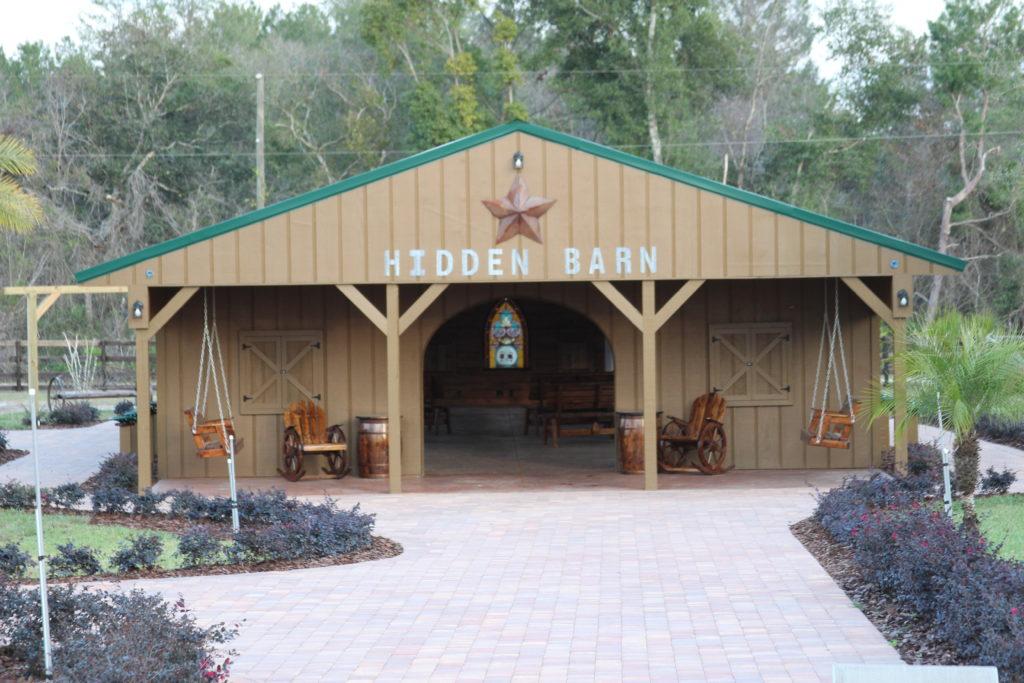 Central Florida Barn Wedding Venues