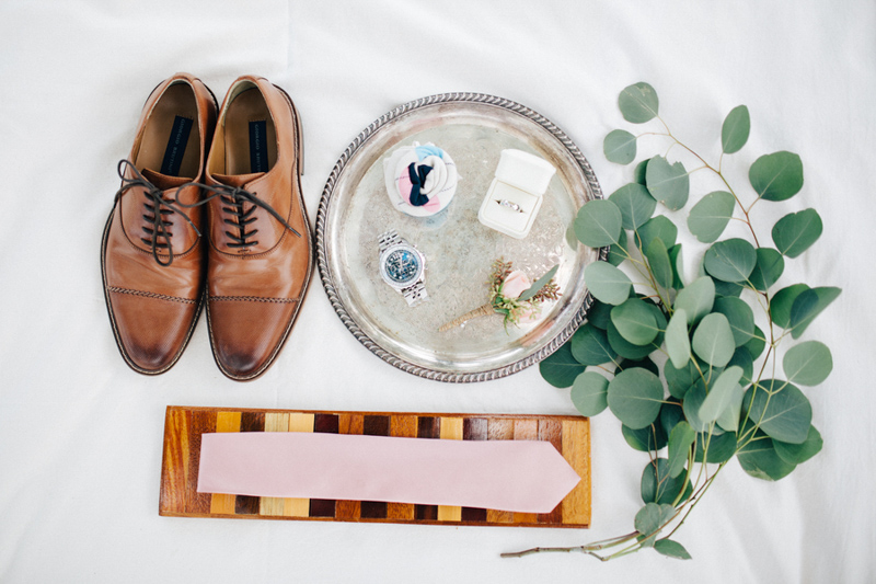 groom's attire for Tuscawilla Country Club wedding