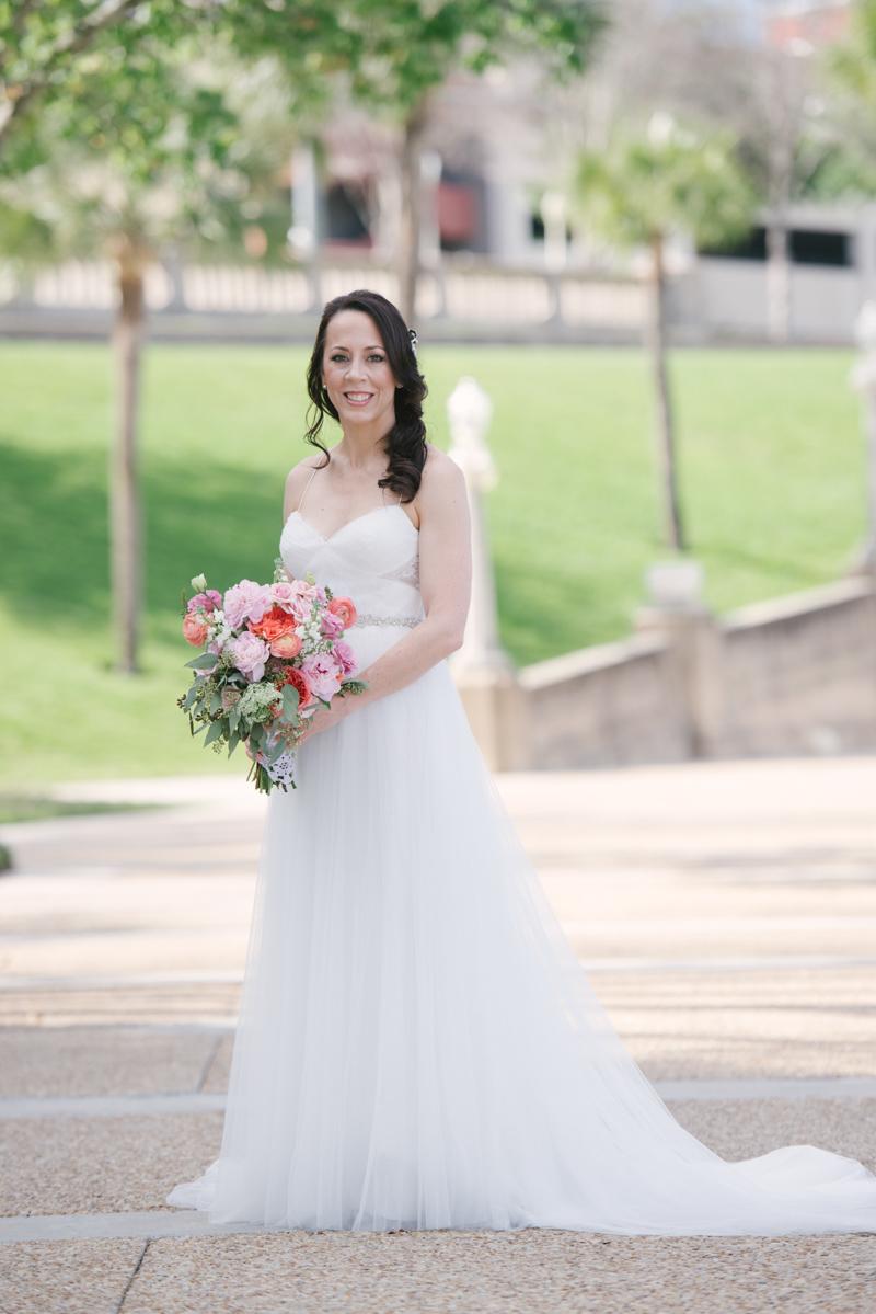 Loggia At Lake Mirror Wedding