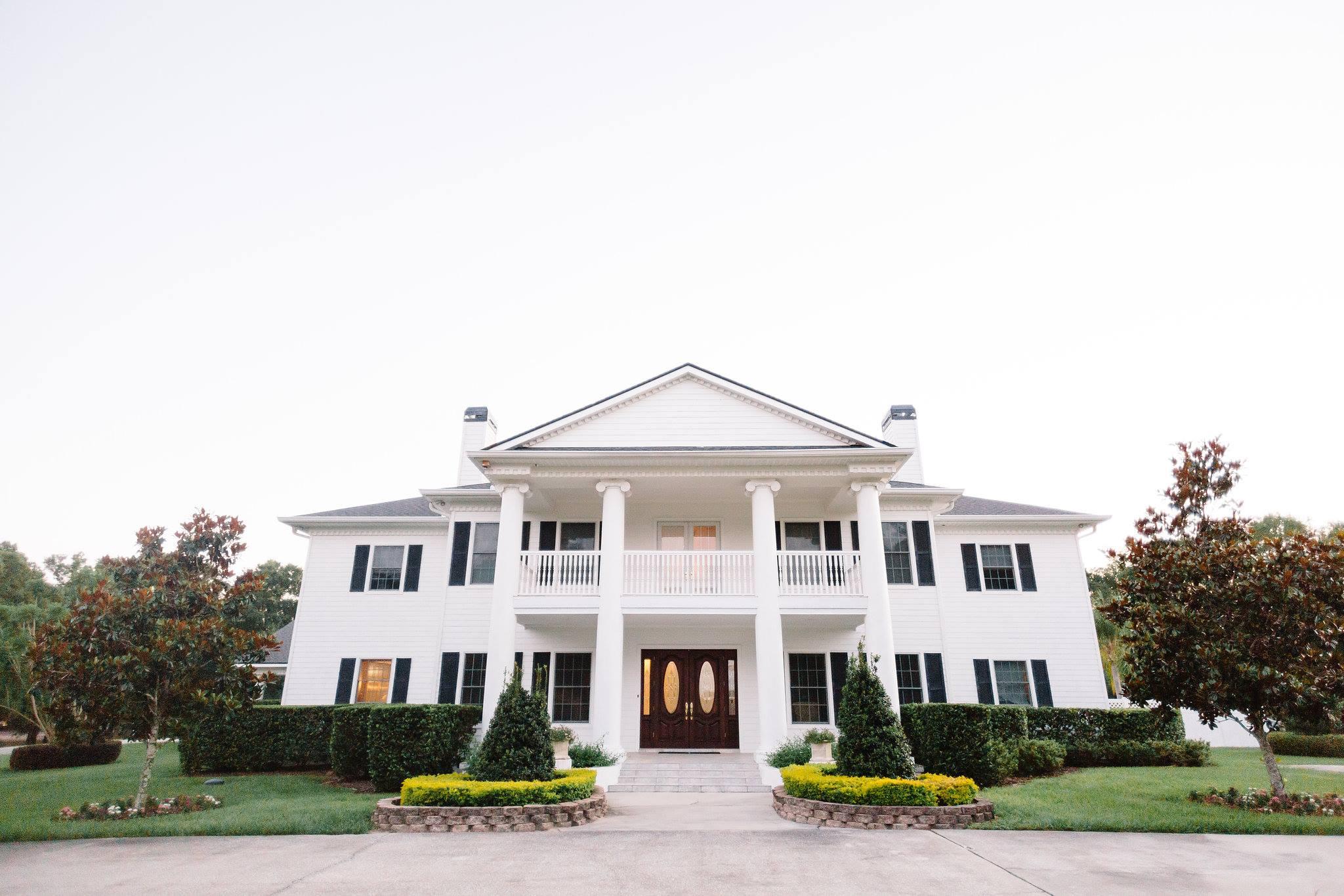 Front Of Arundel Estate