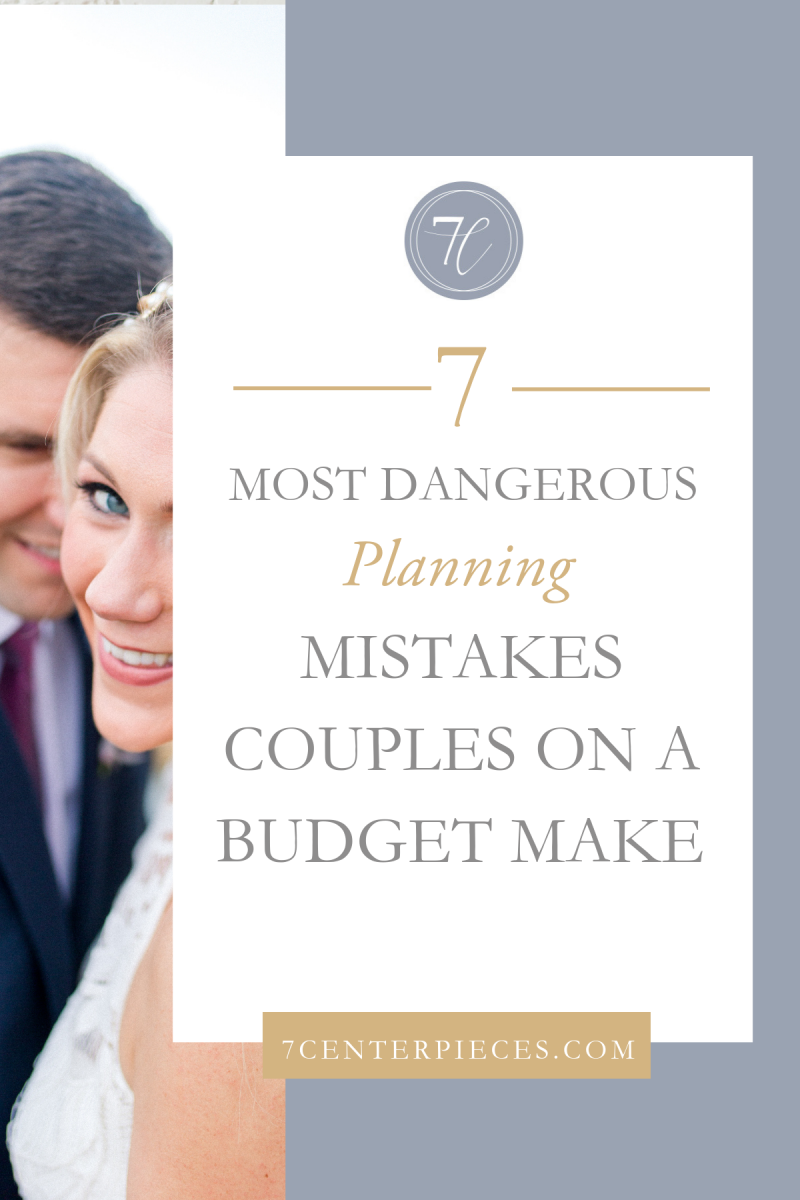 7 Most Dangerous Planning Mistakes Couples on a Budget Make
