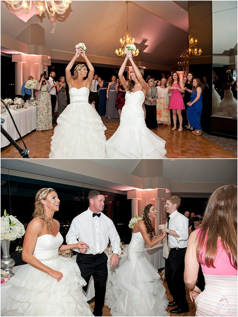 Las colinas double wedding by tamytha cameron dallas real wedding this lovely wedding was the first double wedding tamytha cameron photography has ever captured two sisters decided to marry on the same day junglespirit Gallery