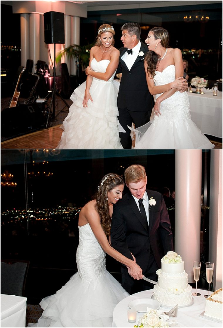 Las colinas double wedding by tamytha cameron dallas real wedding this lovely wedding was the first double wedding tamytha cameron photography has ever captured two sisters decided to marry on the same day junglespirit Choice Image