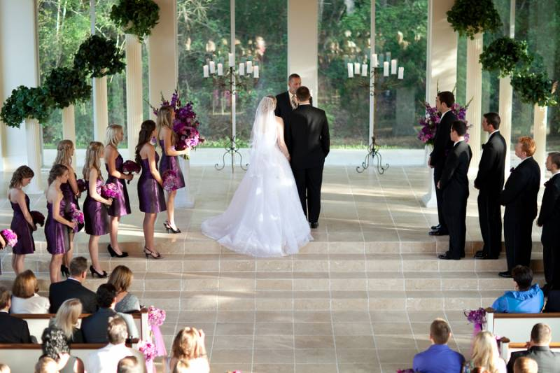 Spacious Wedding Ceremony Venue