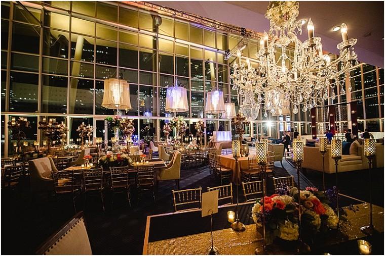 Hobby Center Houston Wedding by Philip Thomas Photography ...