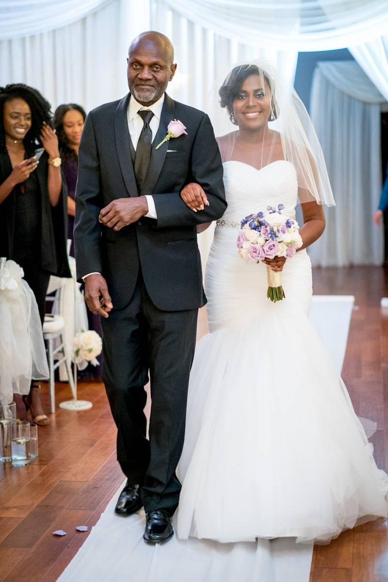 Real Weddings {Florida}: Michelle & Brandon!   Florida Real Wedding