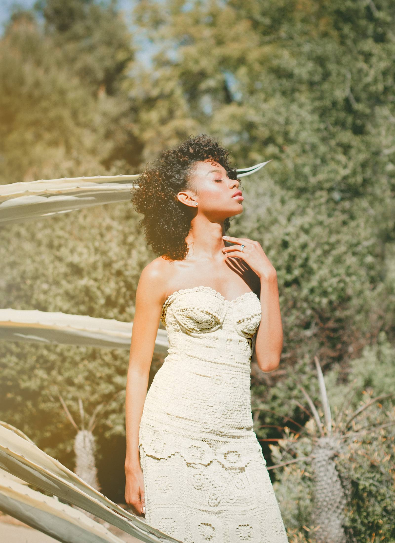 weddings gowns are created from of a blend of vintageupcycled fabrics and organic or sustainable fabrics and embellished with semiprecious crystal - The Bridal Garden