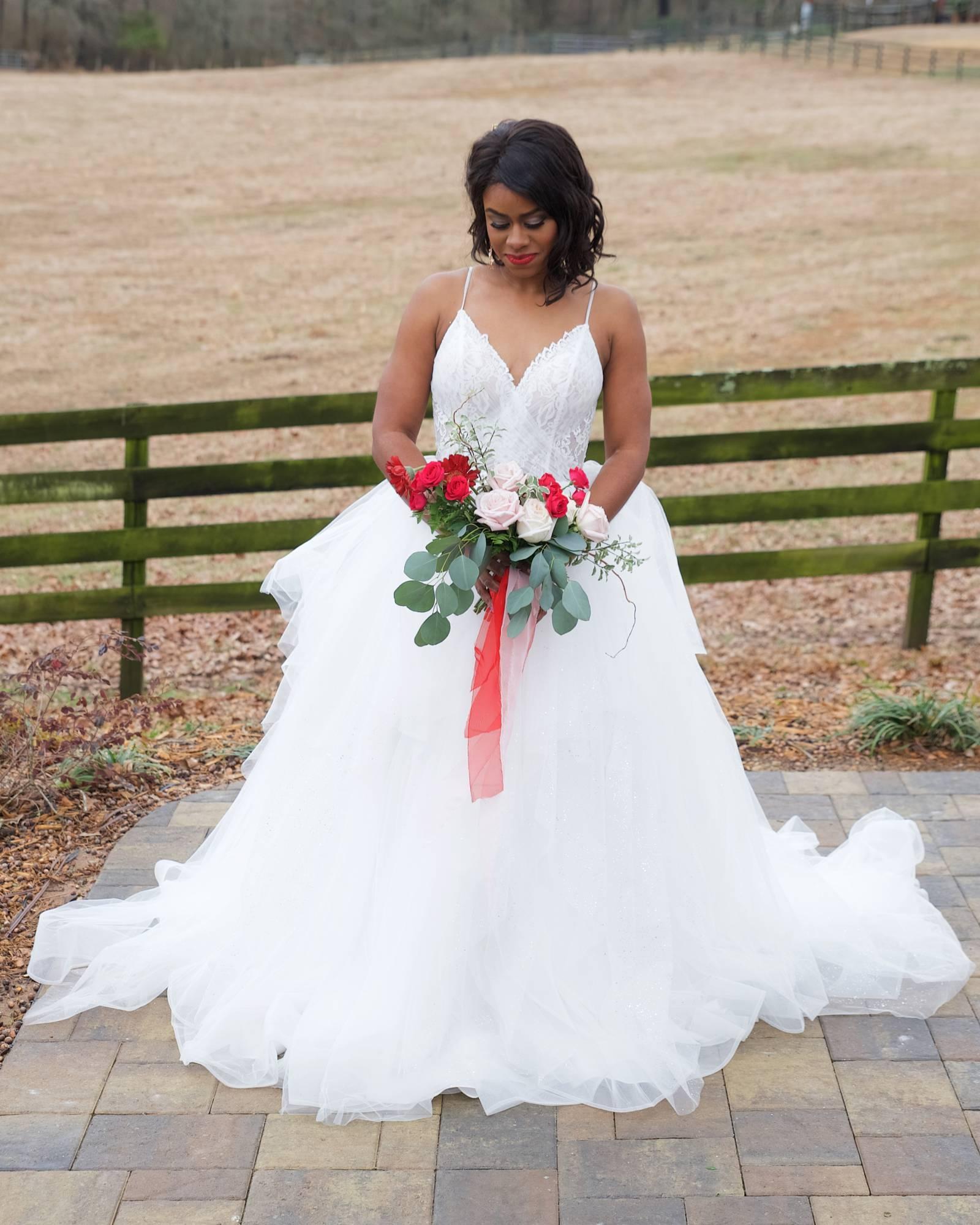 Be Mine Valentine\'s Day Wedding Styled Shoot   Georgia Styled Shoot