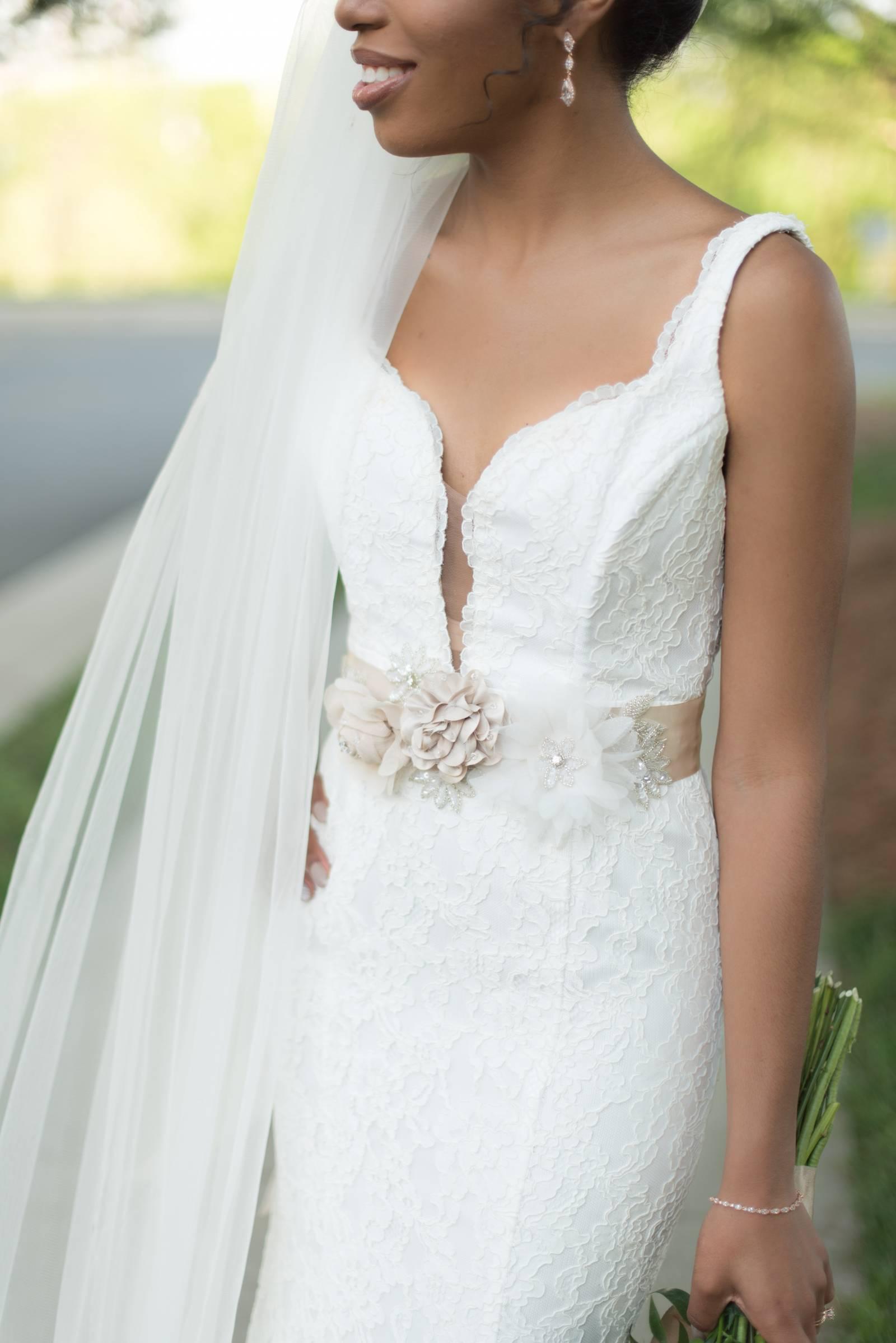 Ethiopian-American North Carolina Wedding   North Carolina Real Wedding