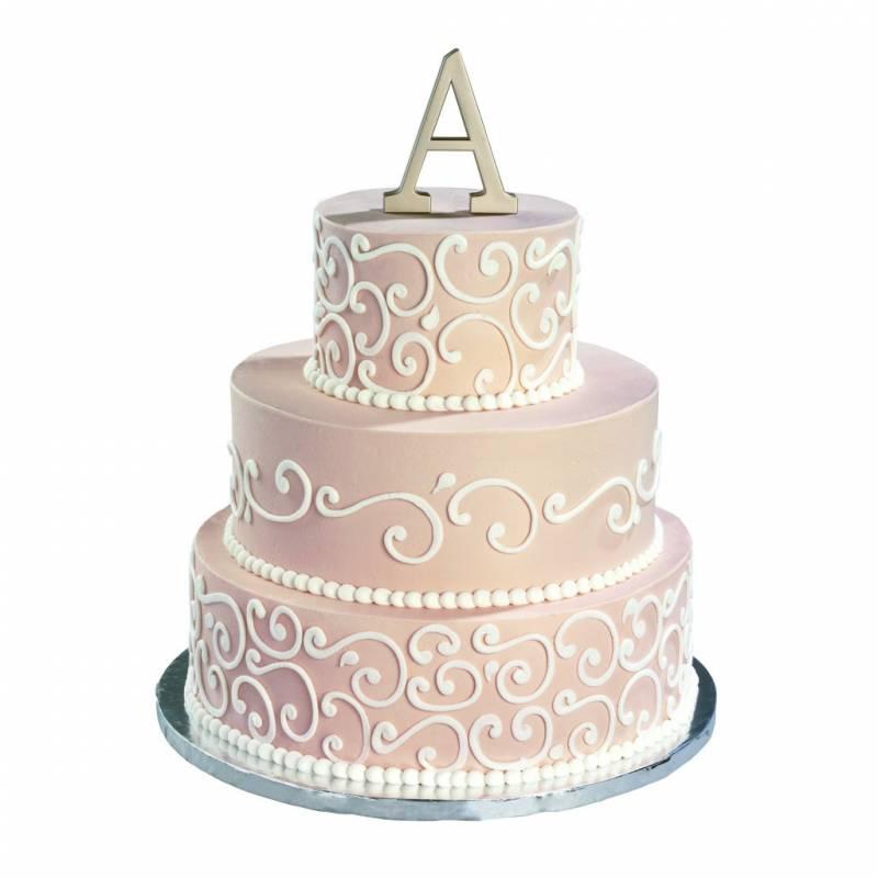 Excellent Wedding Planning Walmart Serves Up Wedding Cakes Blackbride Com Personalised Birthday Cards Veneteletsinfo