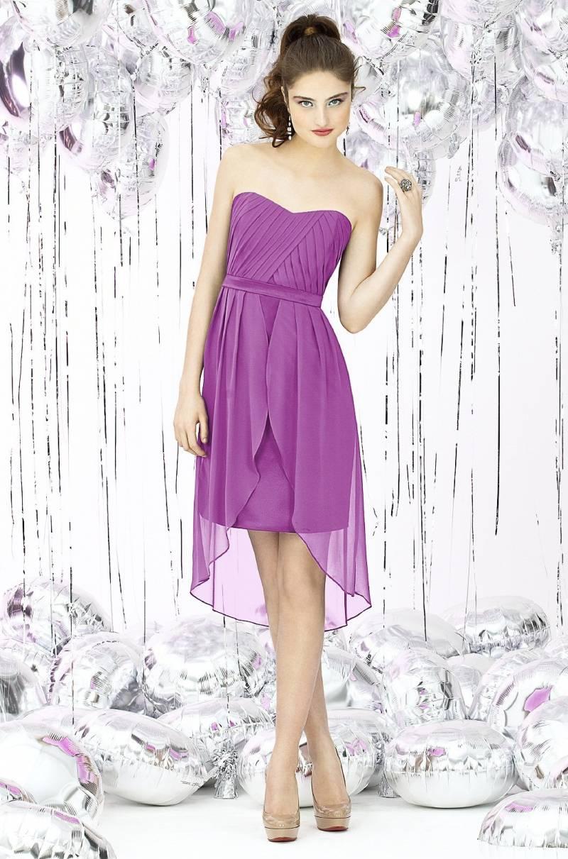 Fashion Friday: Radiant Orchid Bridesmaid Dresses with Weddington ...