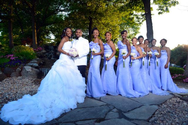 Real Weddings Boston: Real Weddings {Boston}: Ketia & Donald