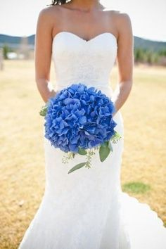 See Our List Of Something Blue Bridal Bouquet Ideas Below That Will Compliment Your Wedding Style