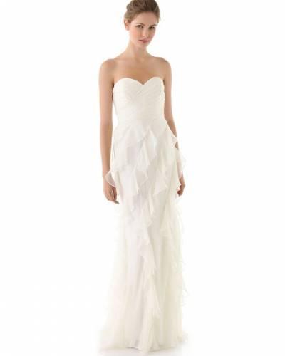 Affordable Wedding Dresses Under $1000