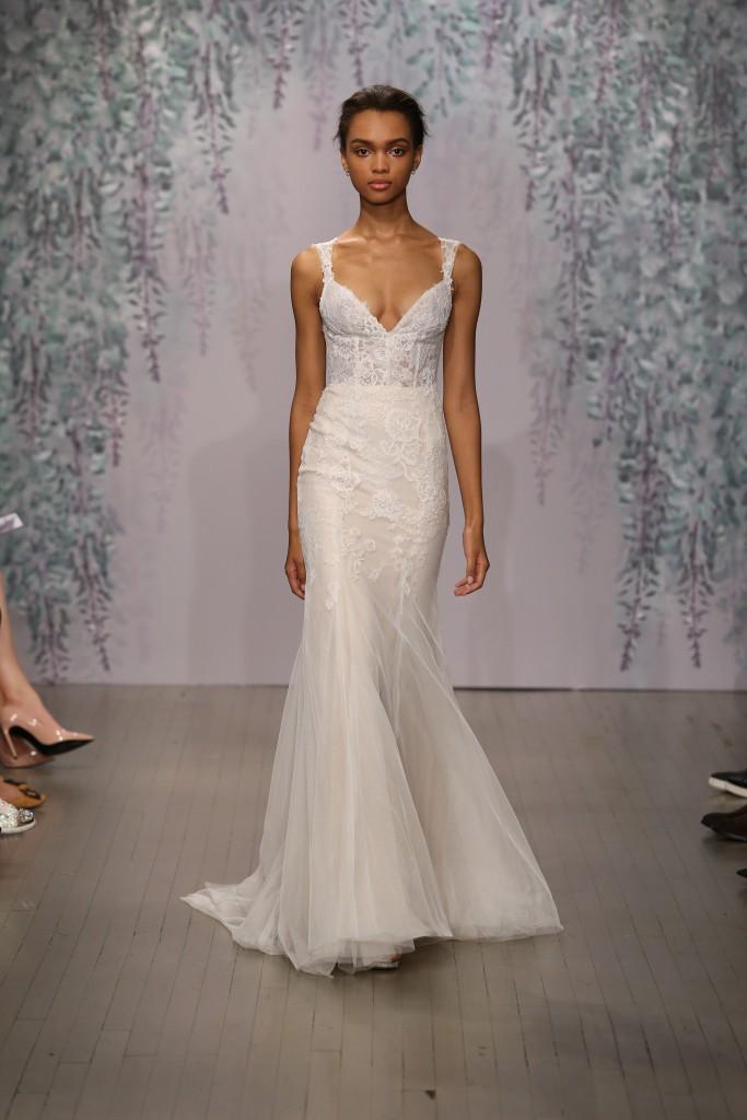 Monique Lhuillier 2016 Fall Bridal Collection