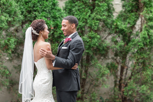 Real Weddings {New Jersey}: Stephanie & Bashir