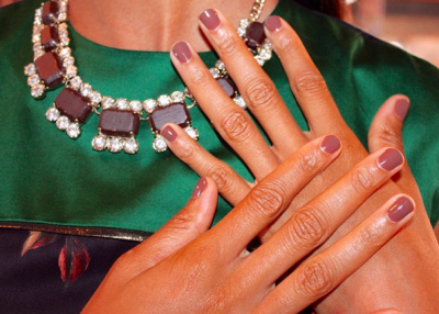The Perfect Nude Nail Polish Color For Brown Skin Blackbride Com