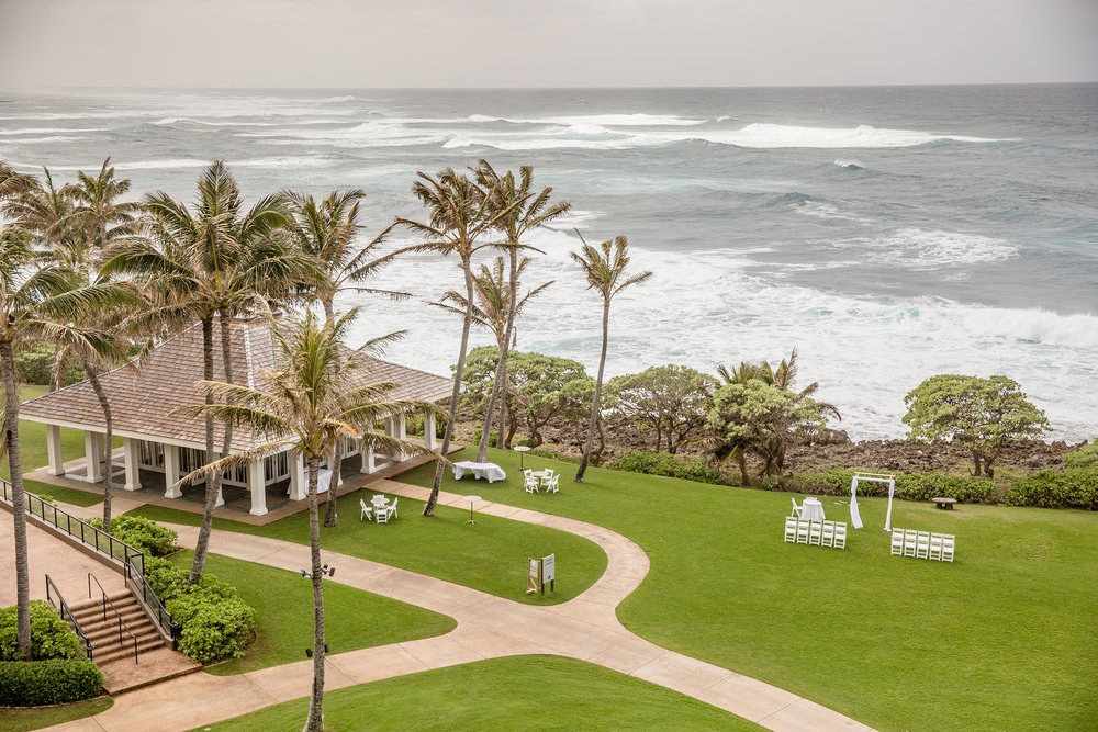 Located On The World Famous North S Of Oahu Turtle Bay Resort Is A Perfect Wedding Venue For Hawaii Destination