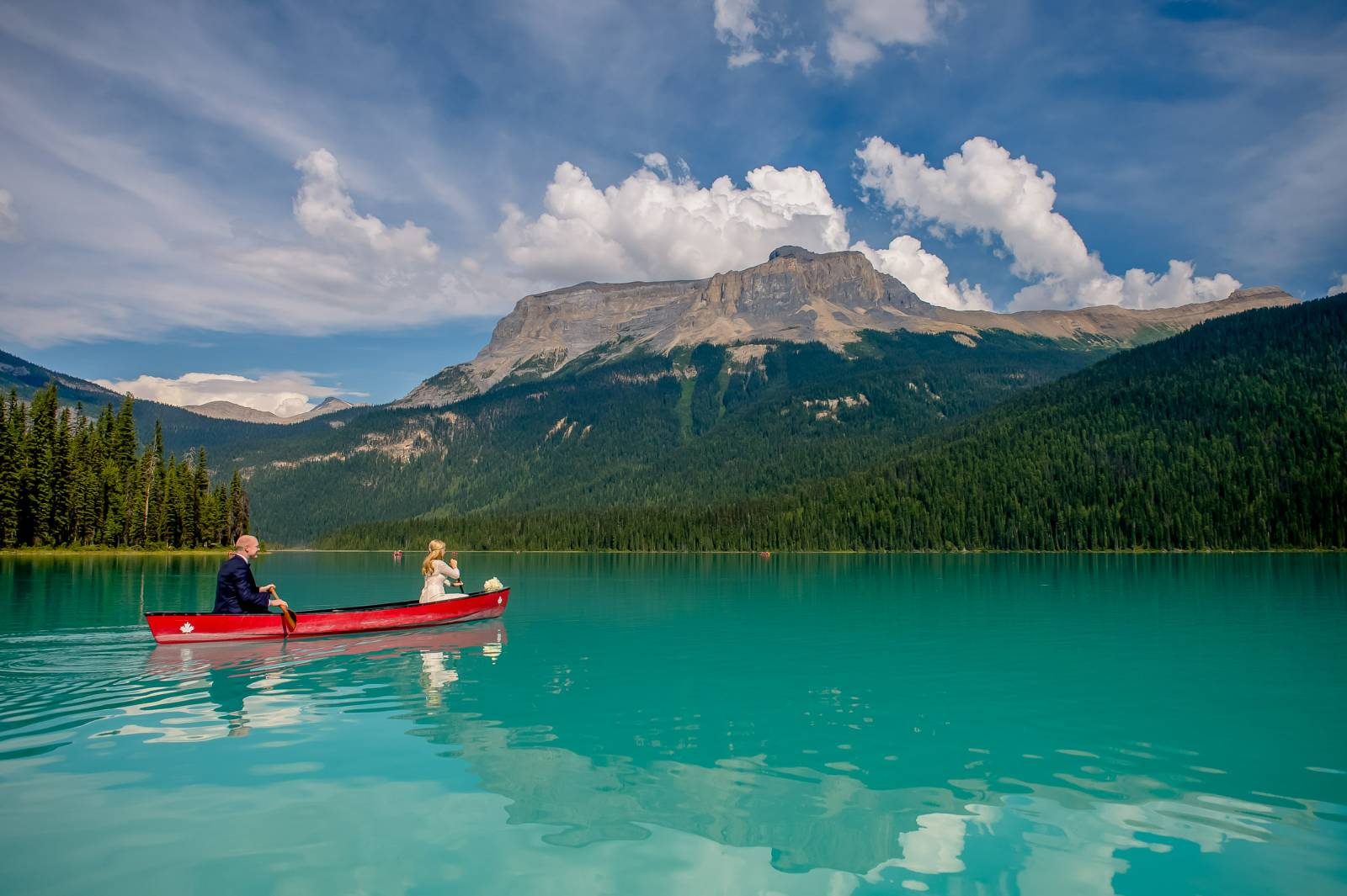 Places to elope in the canadian rockies item 7 for Best destinations to elope