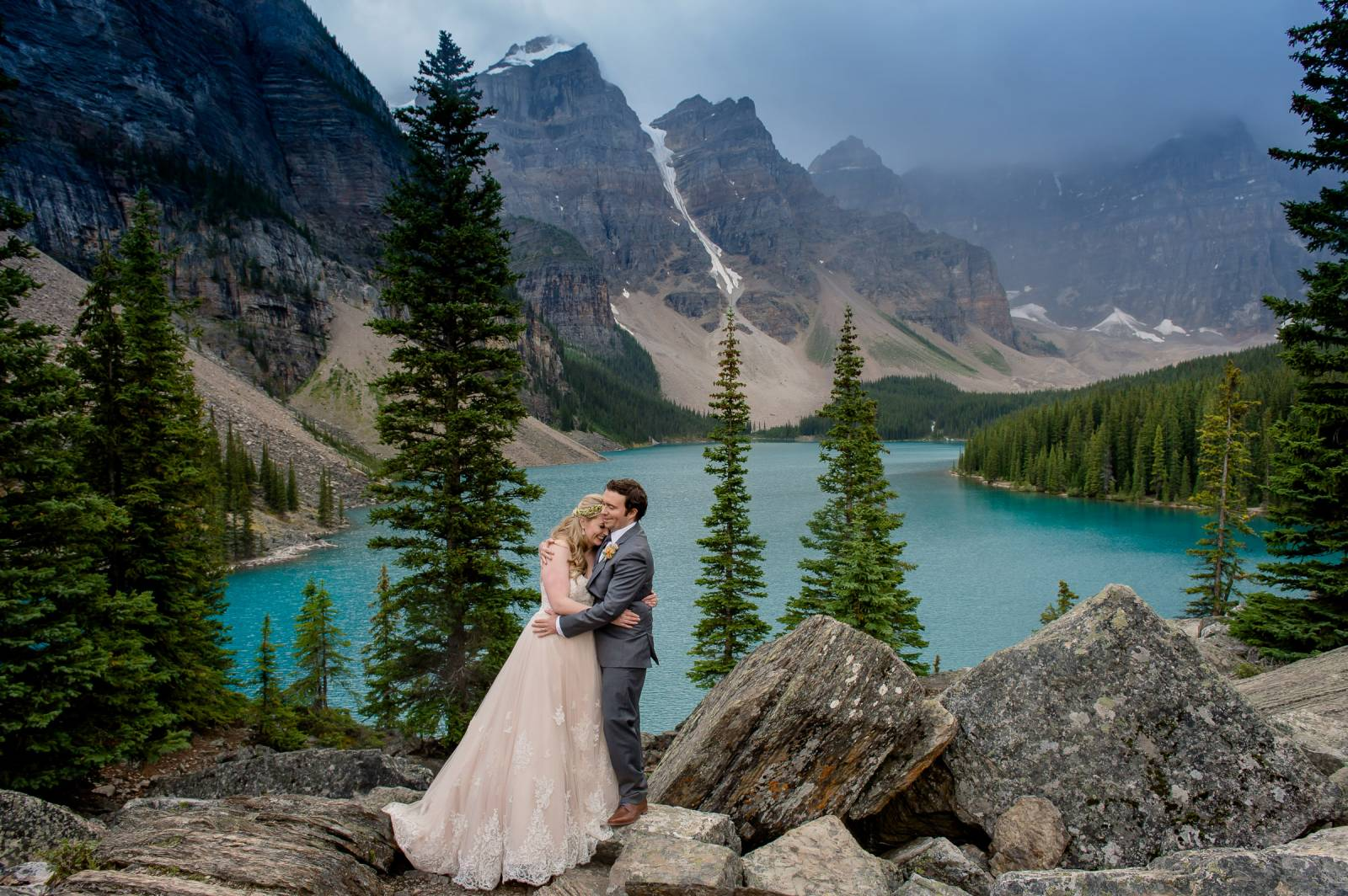 Places to elope in the canadian rockies item 82 for Best destinations to elope