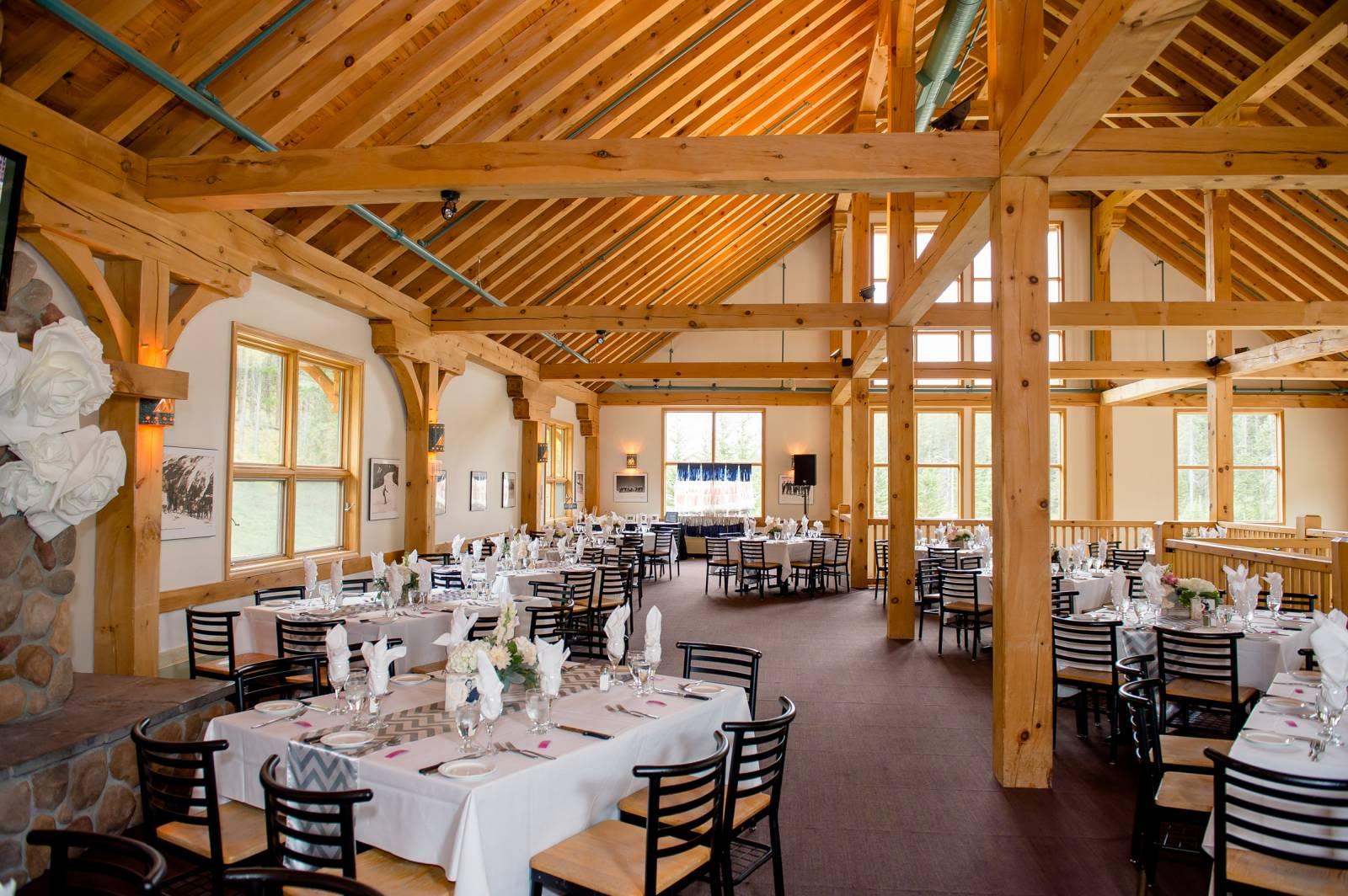 Norquay Banff Wedding Venue