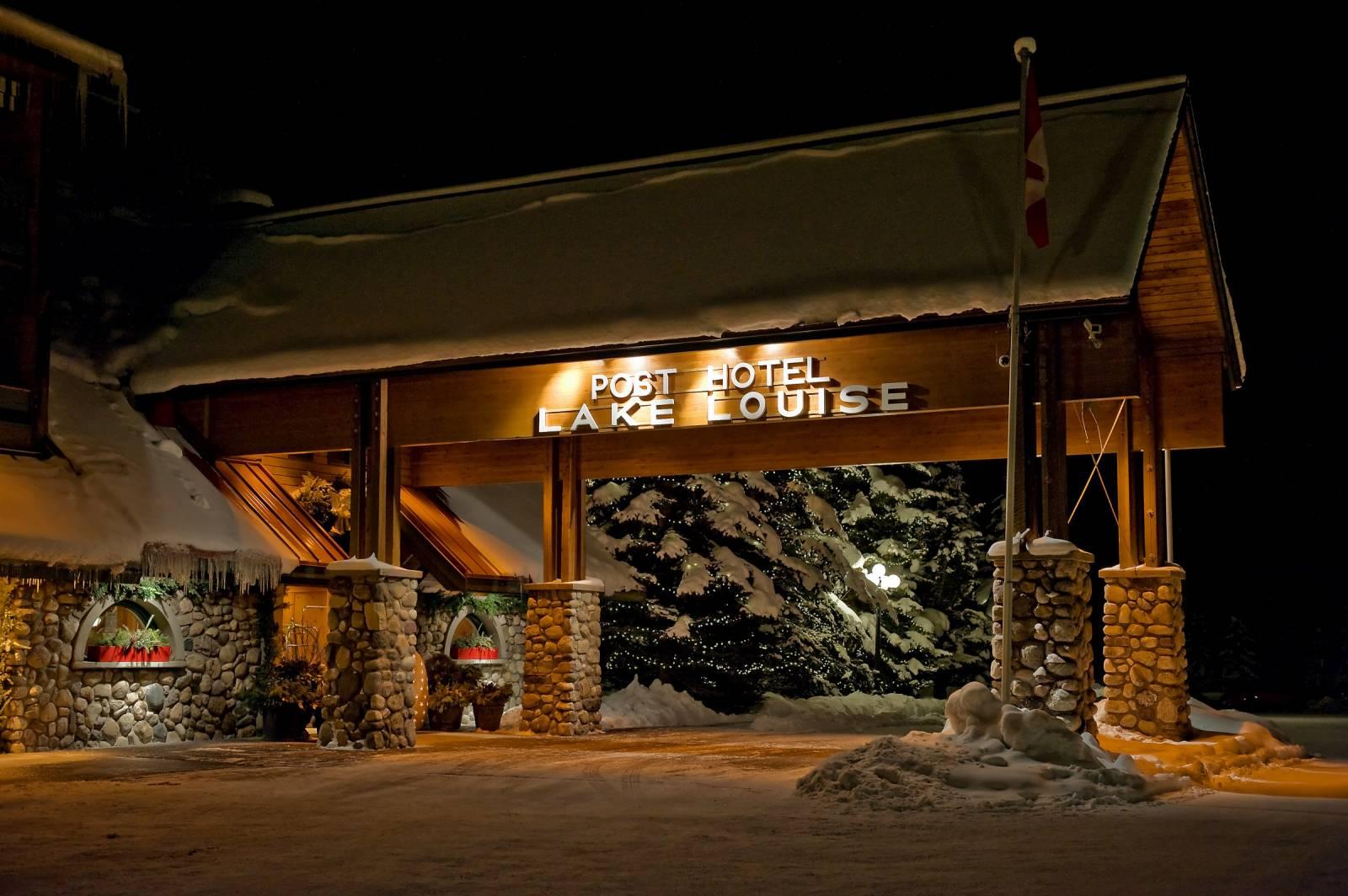 The Post Hotel Lake Louise Wedding Venue Alberta Wedding Item 38