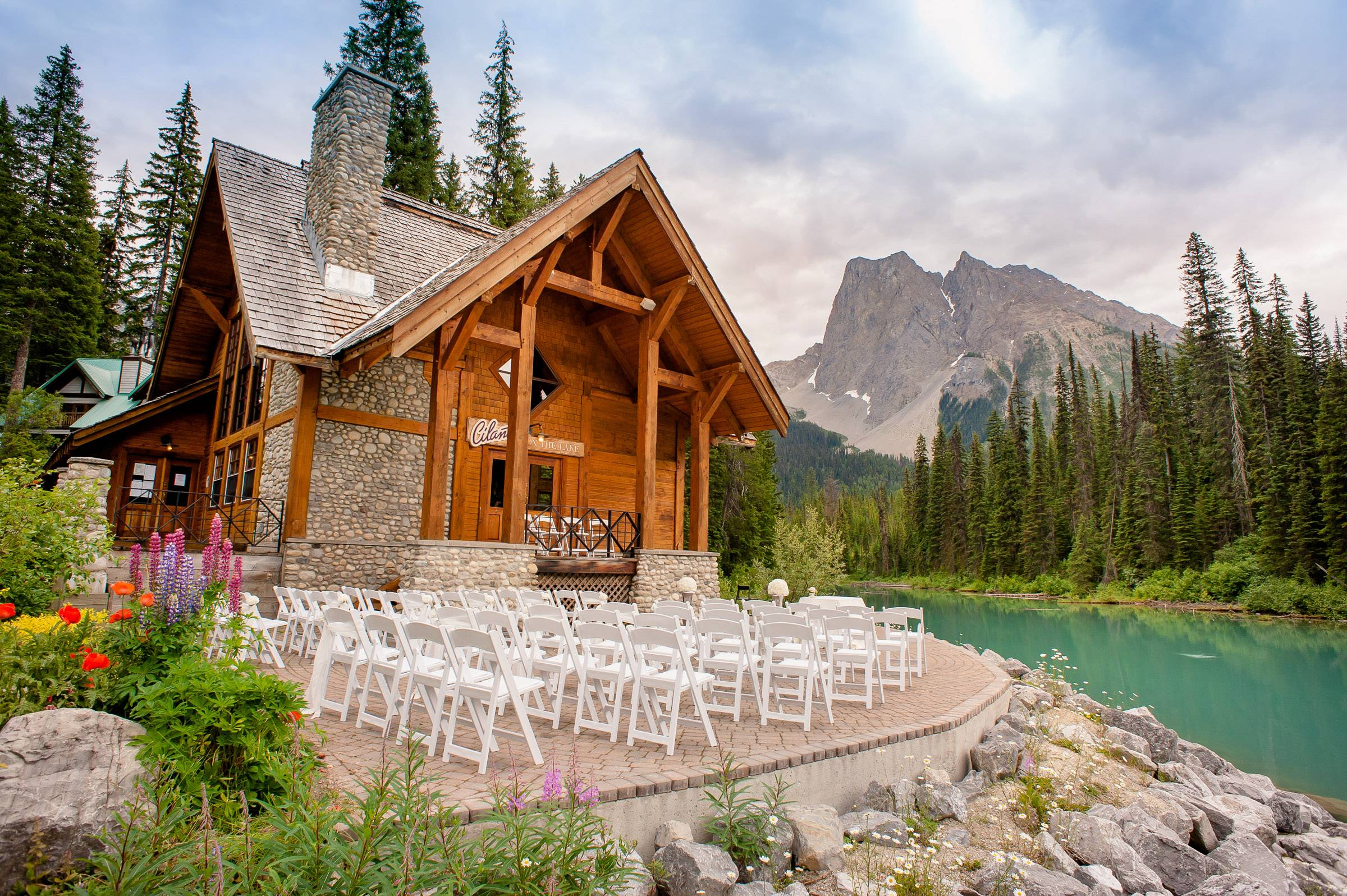 Orange Girl Mountain Venues Canmore Banff Lake Louise
