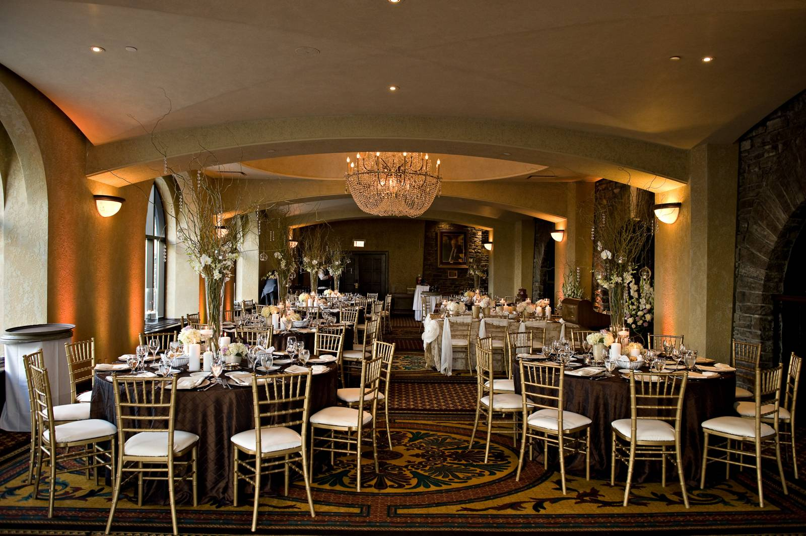 Fairmont Banff Springs Wedding Venue