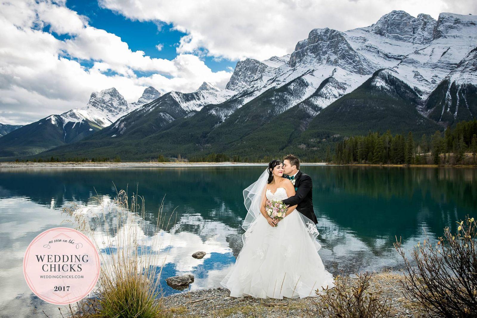 Banff Canmore Lake Louise Calgary Rocky Mountain Wedding: Kim Payant Photography, Banff Wedding Photographer