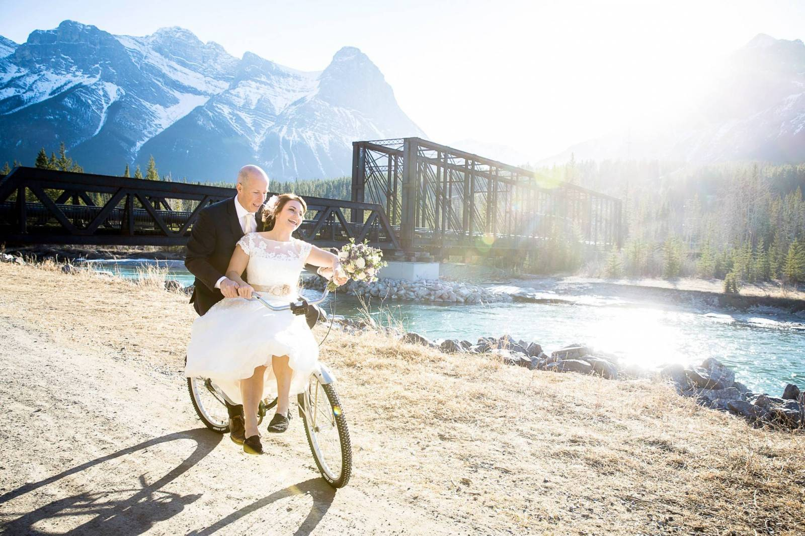 Banff Elopement Photographer, Banff Wedding Photographer, Emerald Lake Lodge Elopement, Emerald Lake